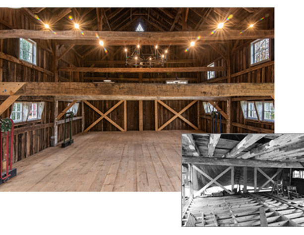 Barn Restoration near me