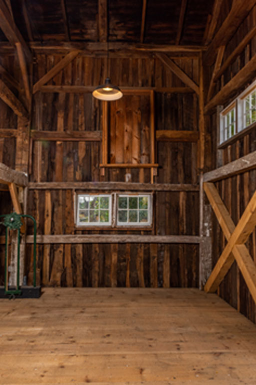 Barn Restoration CT