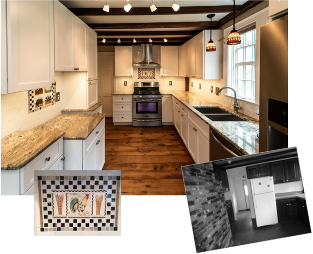 Kitchen Remodel in Litchfield County CT | HVP | 860.592.0500