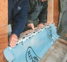 Fine home insulation