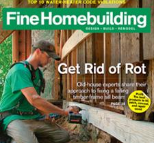 Ian SCHWANDT Fine Homebuilding